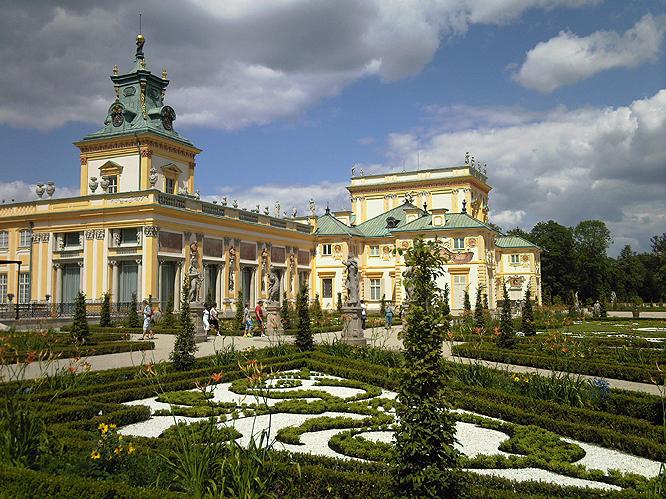 Pałac i ogrody w Wilanowie