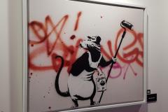 Wystawa-Banksyego-w-Warszawie-1